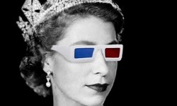 3d-glasses-and-the-queen