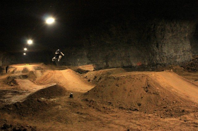 Bike cavern