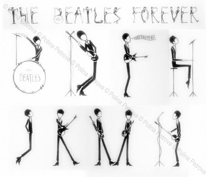 beatles_font_by