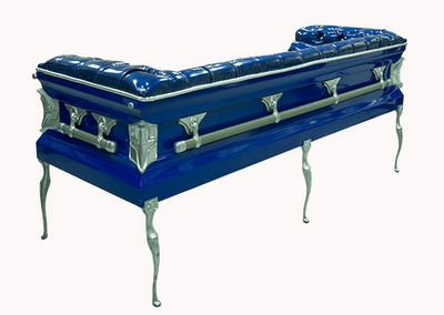 Get Dead Comfy On The Coffin Couch Zara Stone
