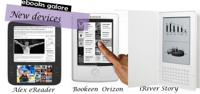 Ebooks- what model to choose