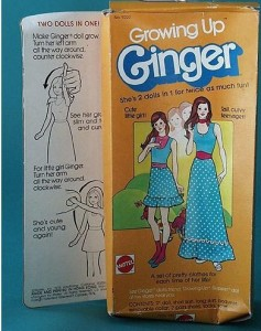Growing Up Ginger