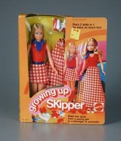Growing Up Skipper Doll