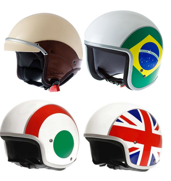 cool vespa helmets best motorcycle helmet reviews. Black Bedroom Furniture Sets. Home Design Ideas